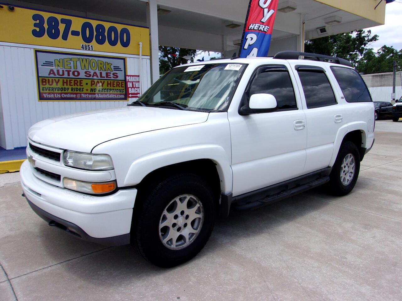 2006 Chevrolet Tahoe 4WD
