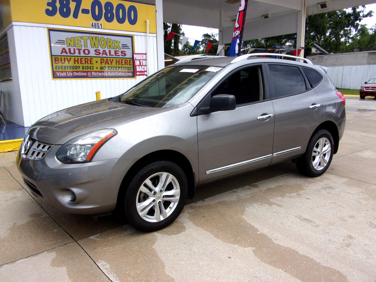 2015 Nissan Rogue Select 2WD