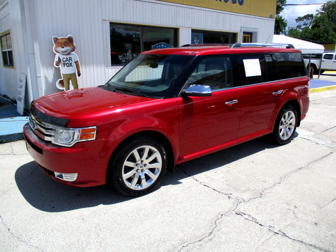 used 2012 ford flex limited fwd for sale in jacksonville fl 32210 network auto sales used 2012 ford flex limited fwd for