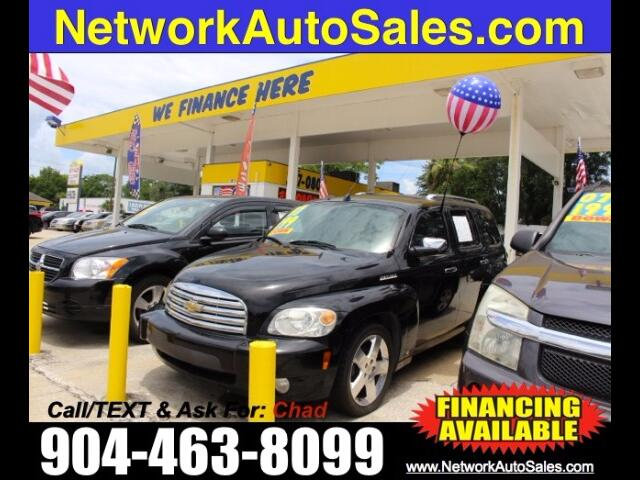 Used 2007 Chevrolet HHR For Sale In Jacksonville, FL 32210 Network Auto  Sales
