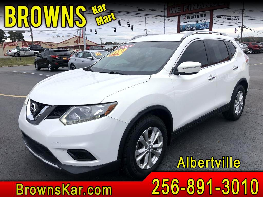 Nissan Rogue S 2WD 2014
