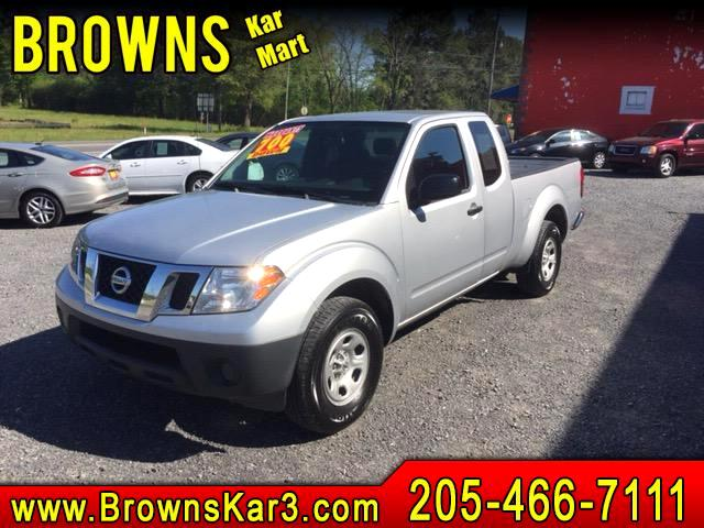 2014 Nissan Frontier S King Cab 5MT 2WD