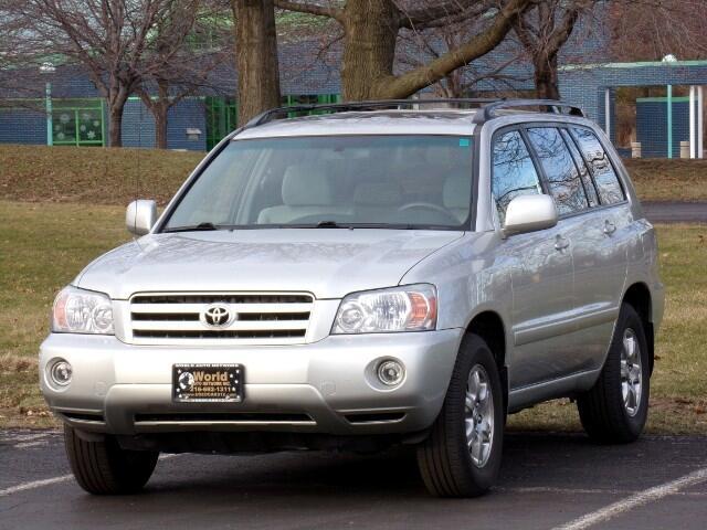 2005 Toyota Highlander V6 2WD