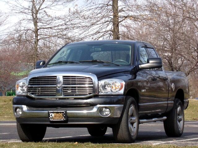 2008 Dodge Ram 1500 SLT Quad Cab 4WD 6.5FT Long