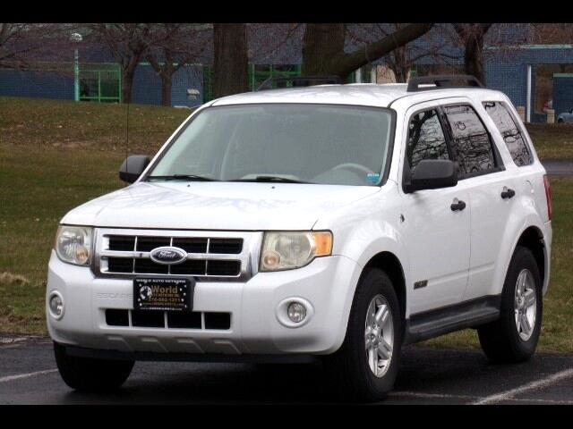 2008 Ford Escape Hybrid 4WD