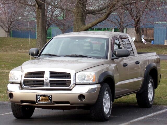 2005 Dodge Dakota SLT Quad Cab 4WD
