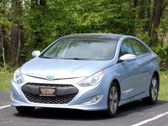 2012 Hyundai Sonata Hybrid Sedan