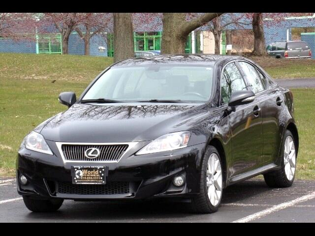 2011 Lexus IS IS 250 AWD