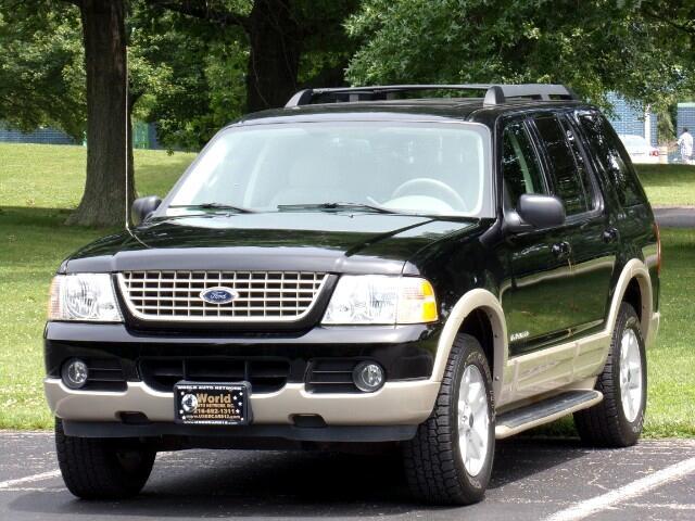 2005 Ford Explorer Eddie Bauer 4.6L 4WD