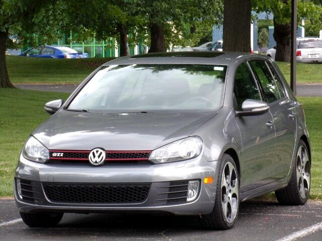 2011 Volkswagen GTI 2.0T Sedan PZEV