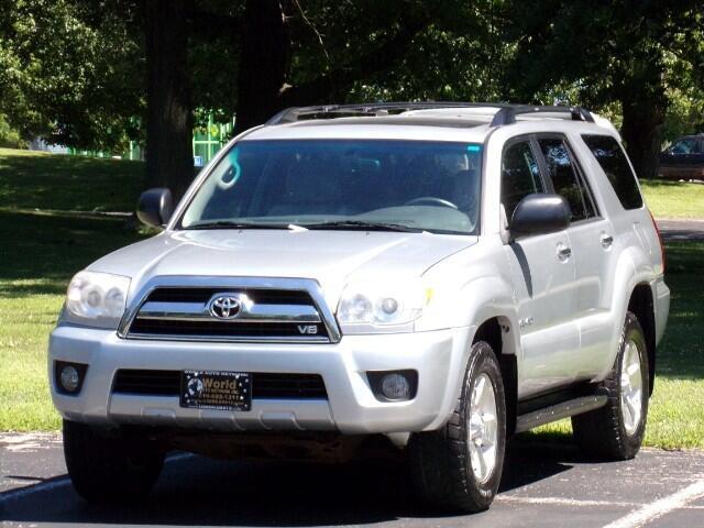 2006 Toyota 4Runner SR5 4WD V8