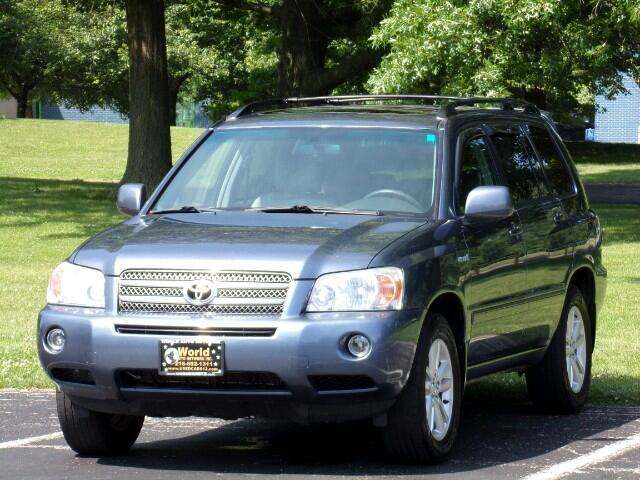 2007 Toyota Highlander Hybrid 2WD