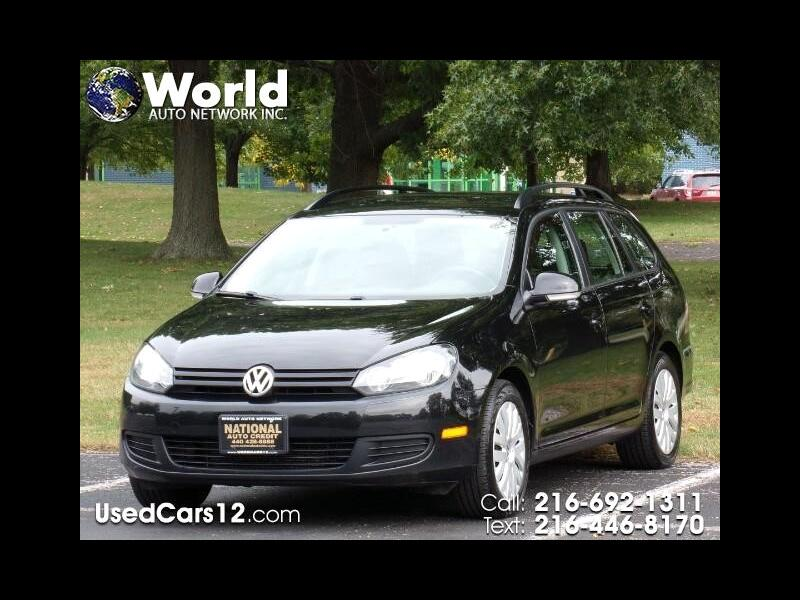 2014 Volkswagen Jetta SportWagen 2.5L S PZEV