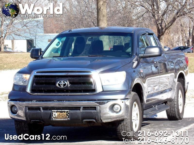 2010 Toyota Tundra Tundra-Grade 5.7L FFV Double Cab 4WD