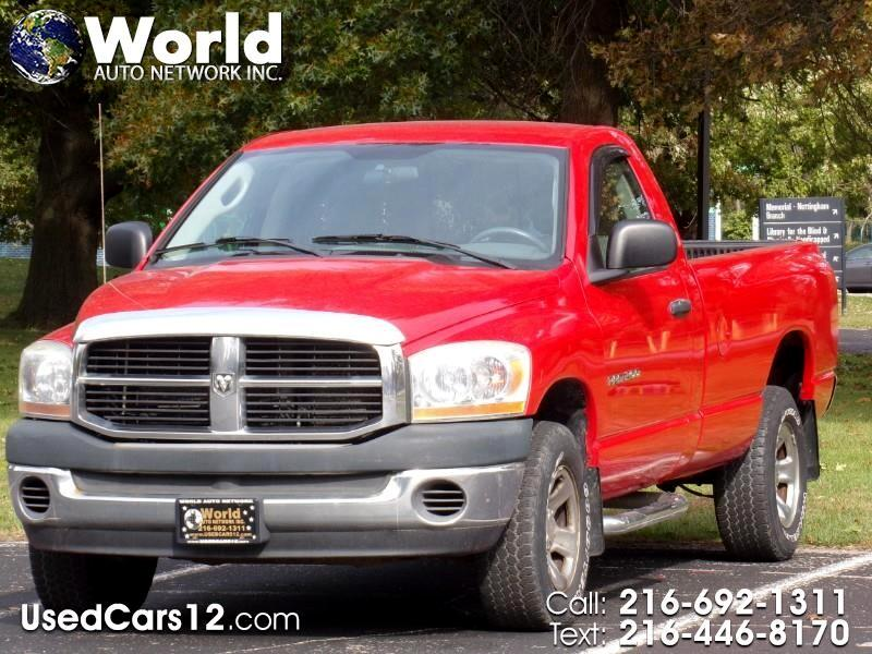 2006 Dodge Ram 1500 ST Long Bed 4WD