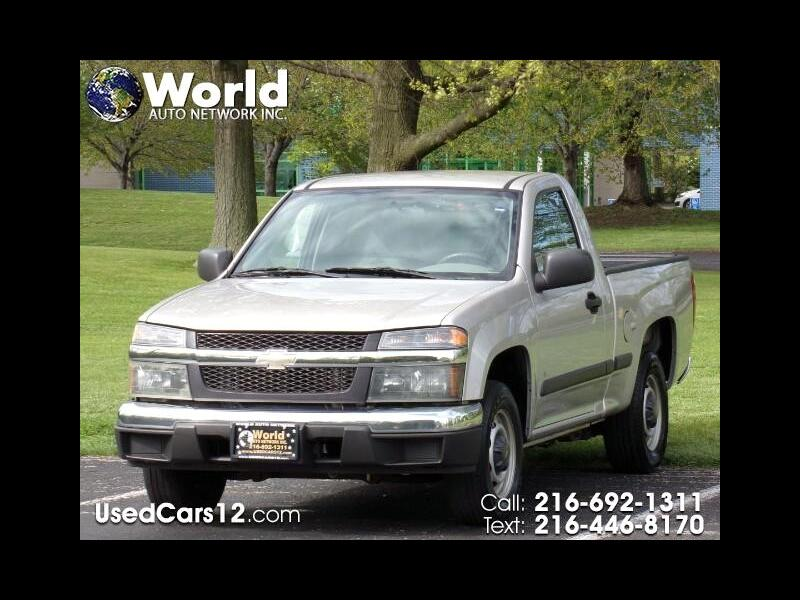 2007 Chevrolet Colorado Work Truck 2WD