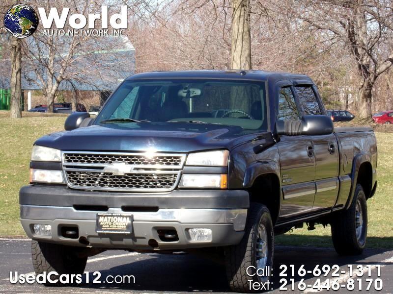 2005 Chevrolet Silverado 2500HD LT Crew Cab 6.5 Bed 4WD