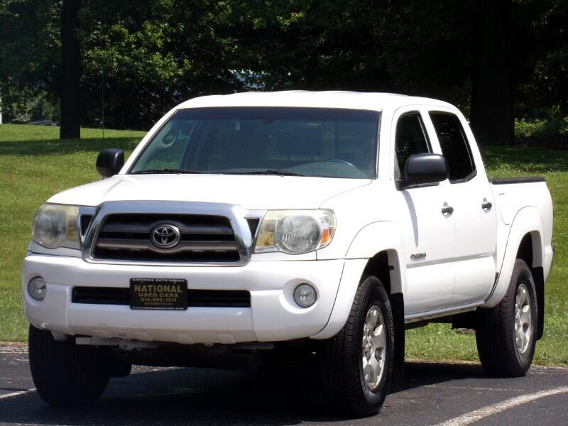 Toyota Tacoma Double Cab V6 4WD 2009