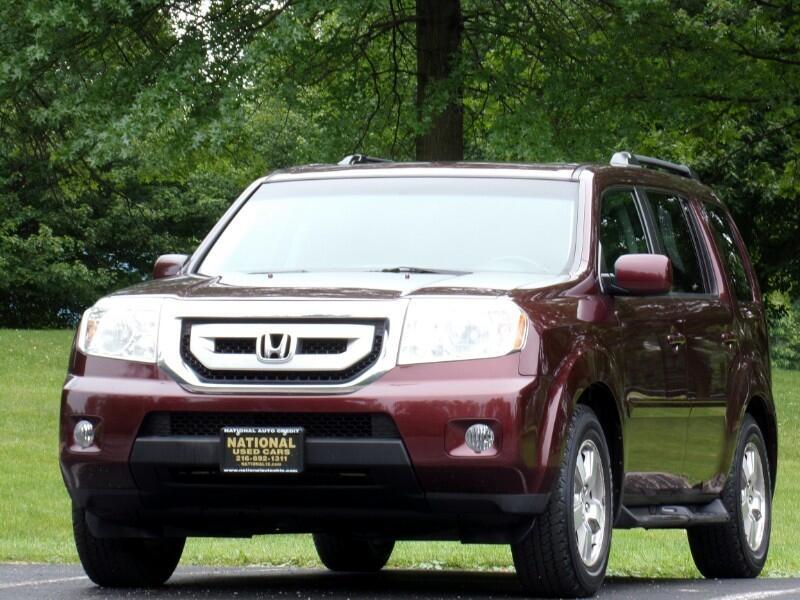 2009 Honda Pilot EX-L 4WD with DVD