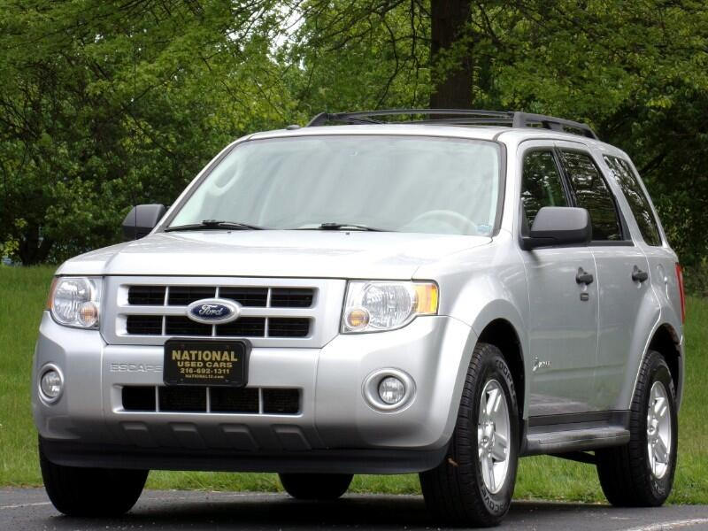 Ford Escape Hybrid FWD 2011