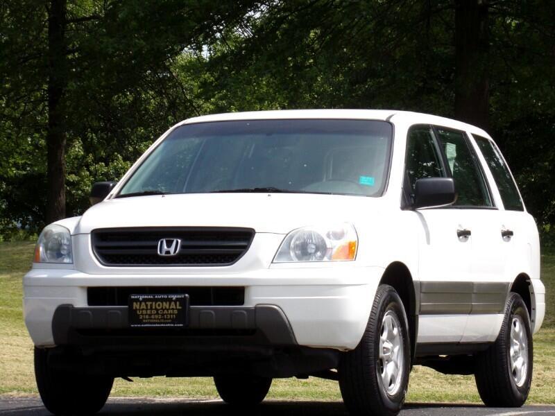 2005 Honda Pilot LX