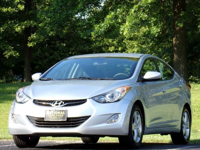 Hyundai Elantra 4dr Sdn Auto GLS 2012