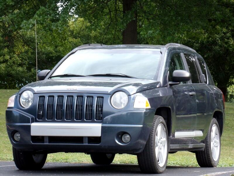 Jeep Compass Limited 4WD 2007
