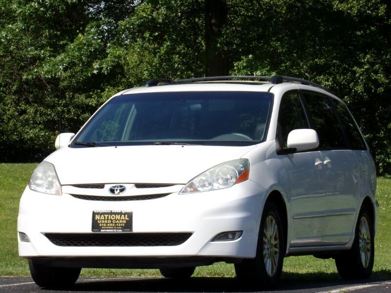 Toyota Sienna XLE Limited FWD 2008