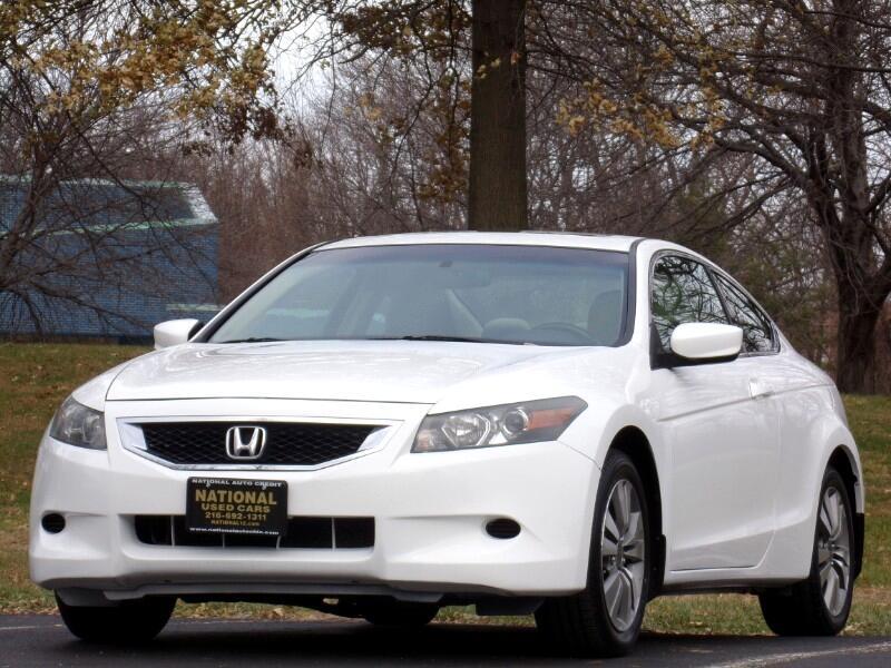 Honda Accord EX-L Coupe AT 2008