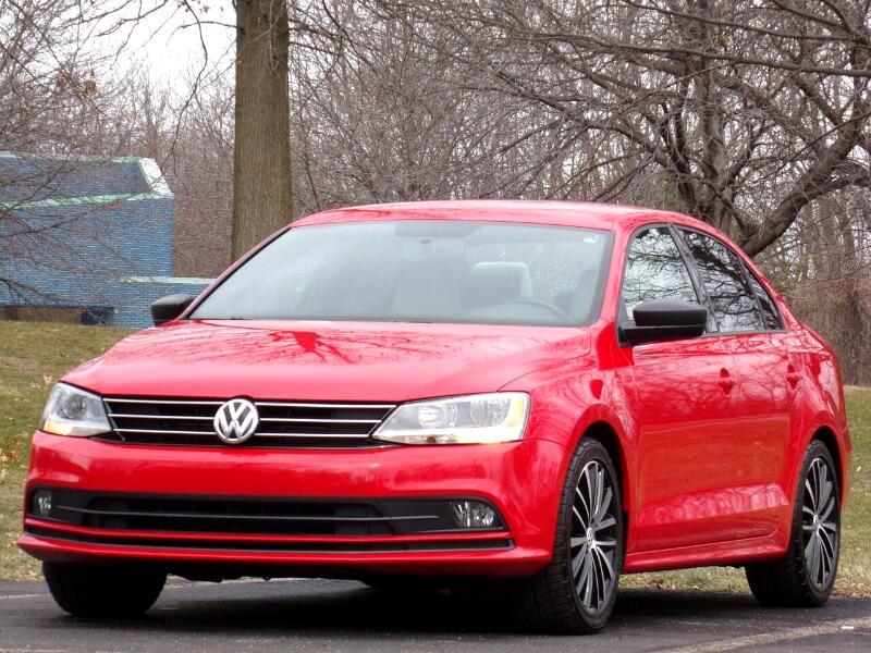 Volkswagen Jetta 1.8T SEL Premium Auto 2016