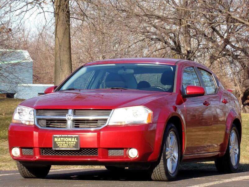 Dodge Avenger SXT 2009
