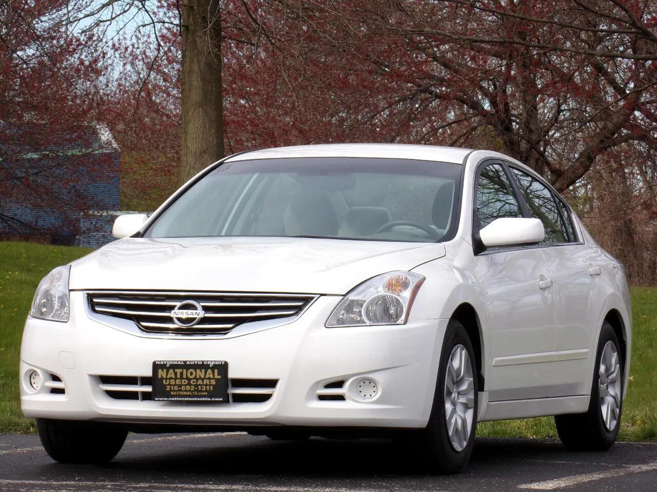 Nissan Altima 2.5 2012