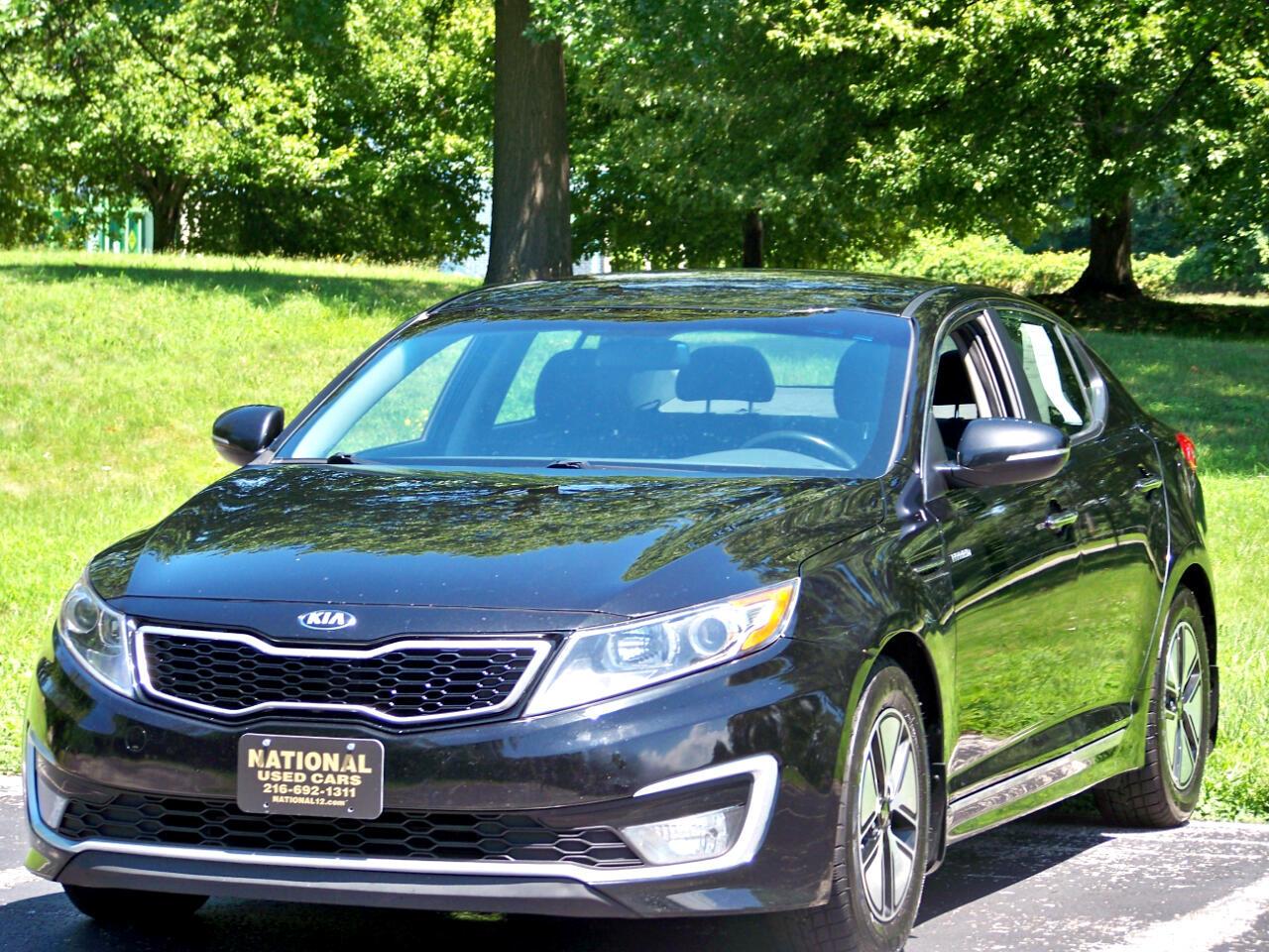 Kia Optima Hybrid LX 2013