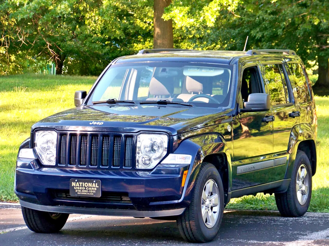 Jeep Liberty Sport 4WD 2012