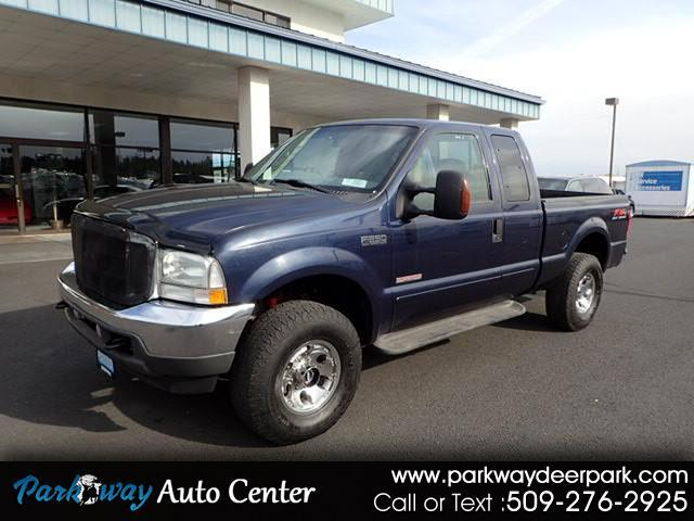 2003 Ford F-250 4WD Ex-Cab Manual