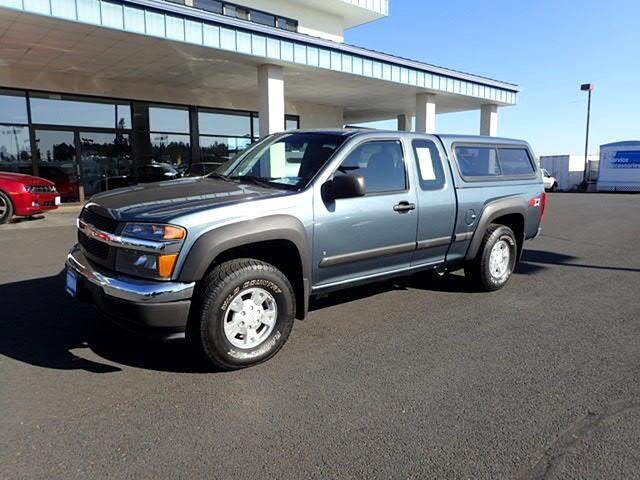 2007 Chevrolet Colorado LS Ext. Cab 4WD