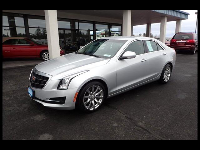 2017 Cadillac ATS 2.0L Luxury RWD