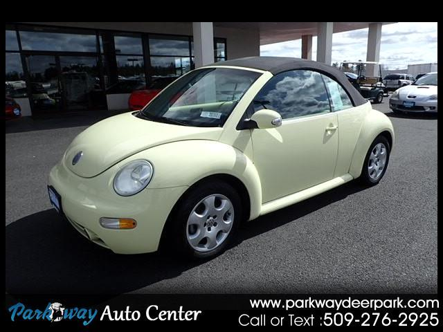 2003 Volkswagen Beetle Convertible 29223