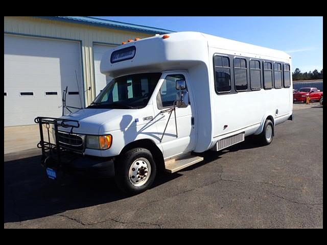 1997 Ford Econoline E450 Passenger Bus Turbo Diesel