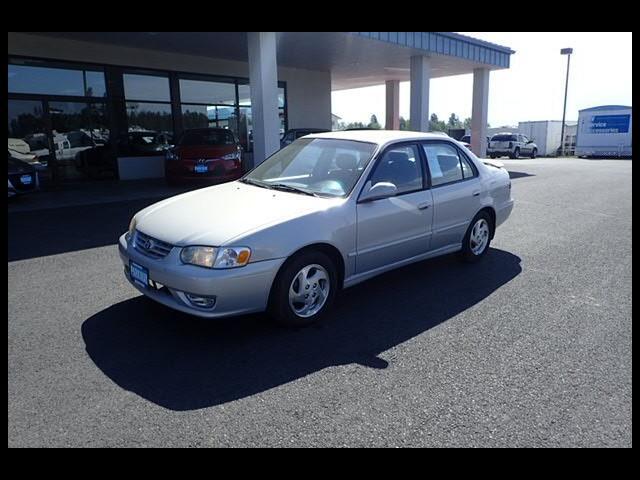 2001 Toyota Corolla CE