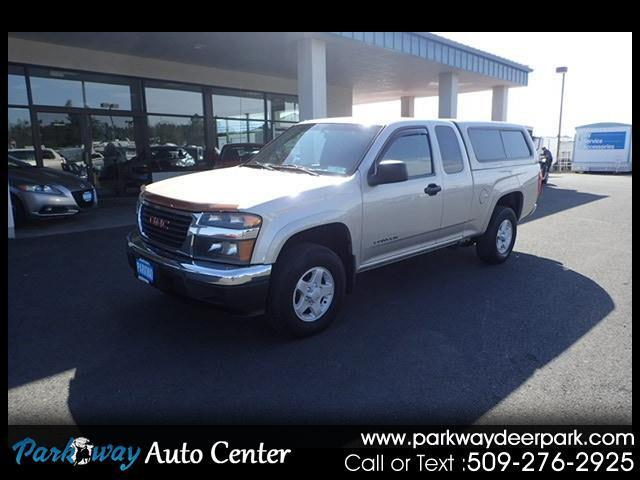 2005 GMC Canyon SLE Z85 Ext. Cab 4WD