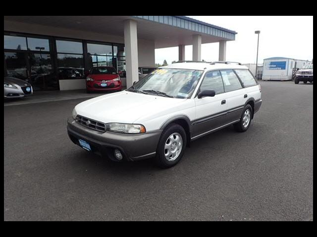 1996 Subaru Legacy Wagon Outback