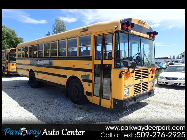 2004 Thomas School Bus Saf-T-Liner EF