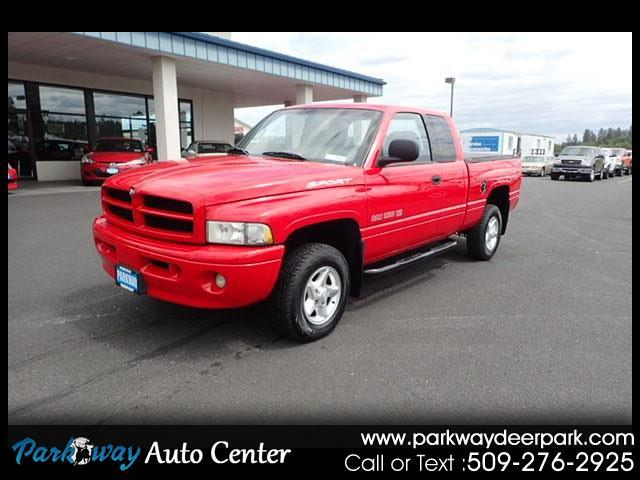2000 Dodge Ram 1500 Quad Cab Short Bed 4WD