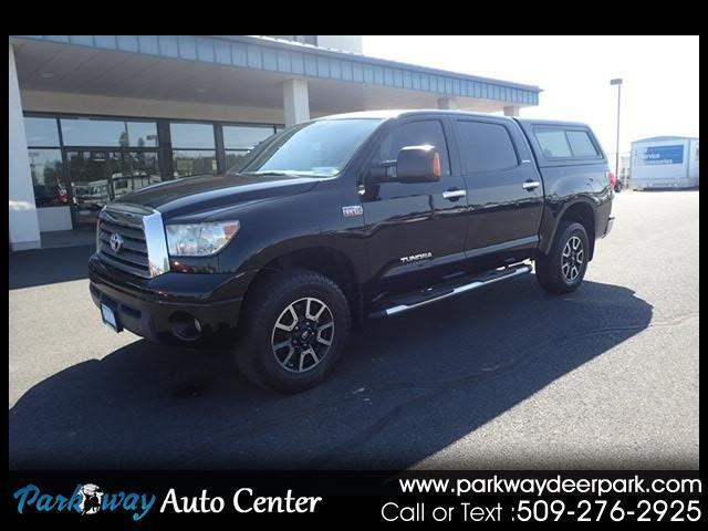 2007 Toyota Tundra Limited CrewMax 4WD Automatic