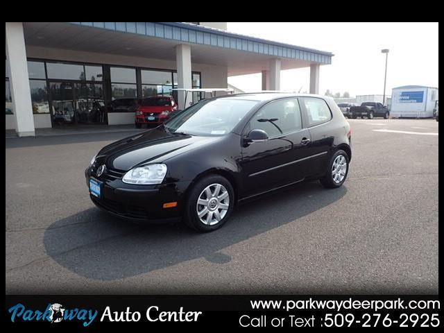 Volkswagen Rabbit 2-Door S 2008