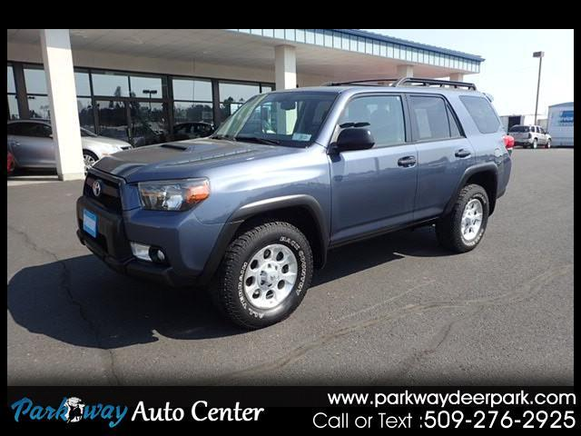 2011 Toyota 4Runner 4WD Trail Edition