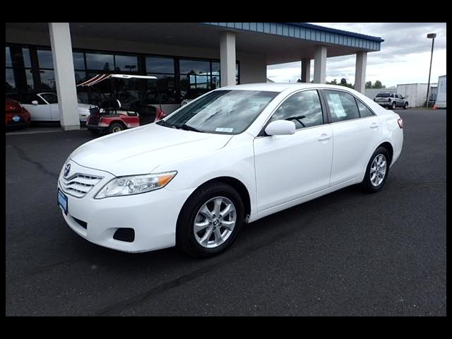 2011 Toyota Camry LE Automatic