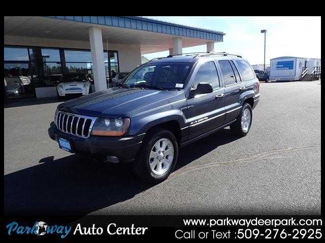 2001 Jeep Grand Cherokee Laredo 2WD