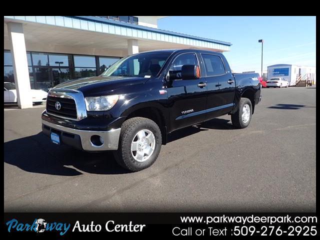 2008 Toyota Tundra 4WD Truck CrewMax 5.7L Automatic